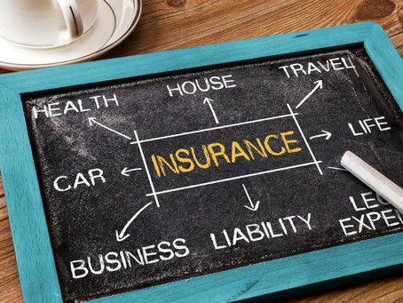 Six common types of business insurance