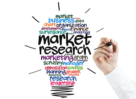 Use market research to find customers