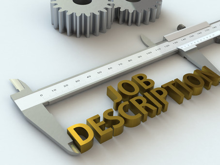 Effective Job Descriptions