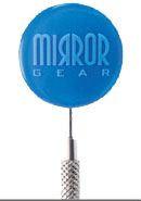 Mirror Gear Dental Cover