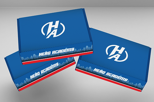 Hero Academy Kit (3 Bundle Pack)