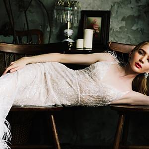 品牌禮服拍攝 Calla Blanche