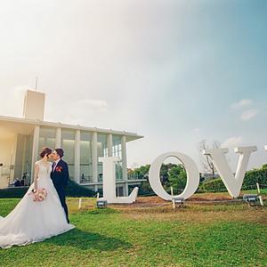 婚禮攝影 子建&危函 心之芳庭