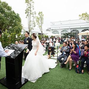 婚禮攝影 政羚&美雲 青青格麗絲