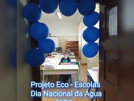 Dia Nacional da Água e Dia Mundial do Animal - EB1 de Serra d'El Rei