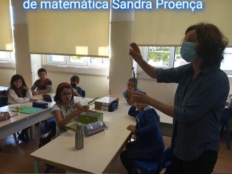 Atividade de Coadjuvação de Matemática – EB1 Serra D'El Rei «Caixas Misteriosas»