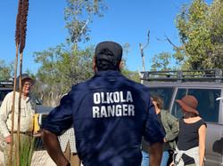 Olkola Ranger