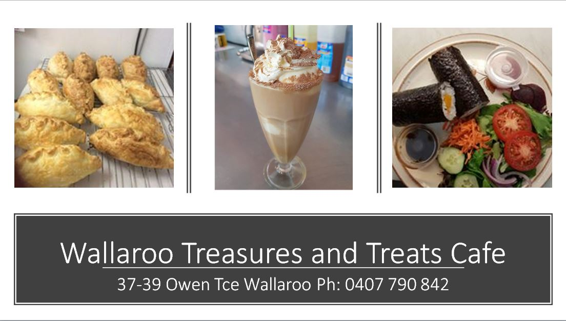 Wallaroo TReasures and TReats
