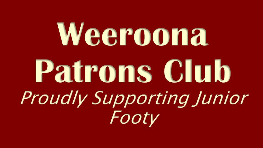 Weeroona Patrons Club