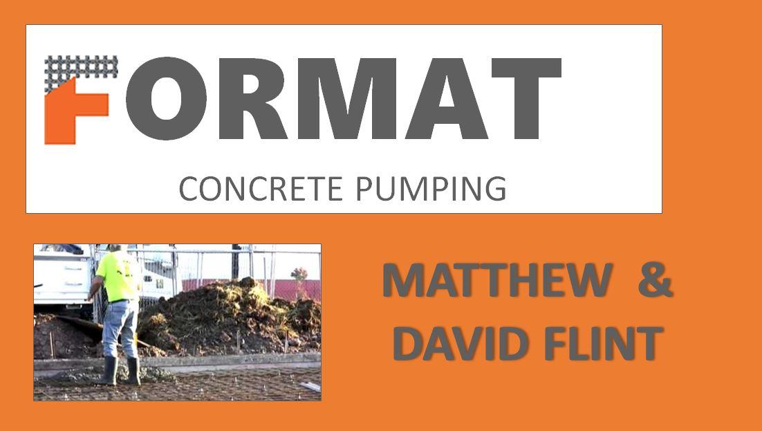 Format Concrete