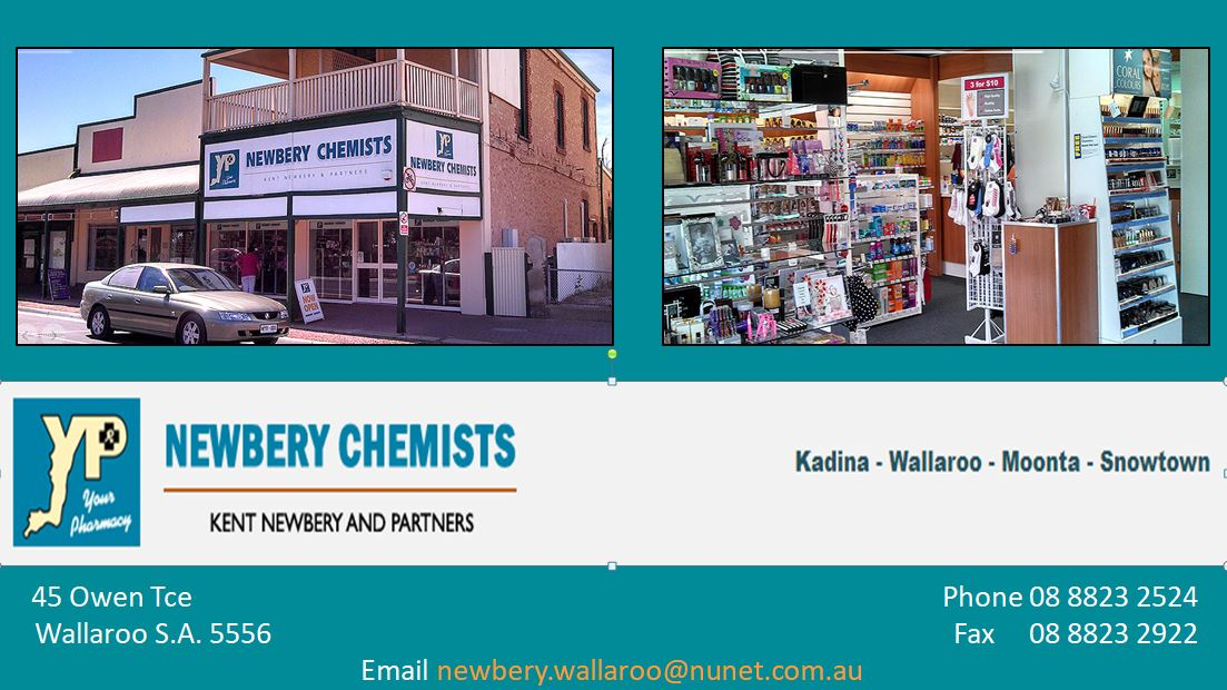 Newbery Chemists