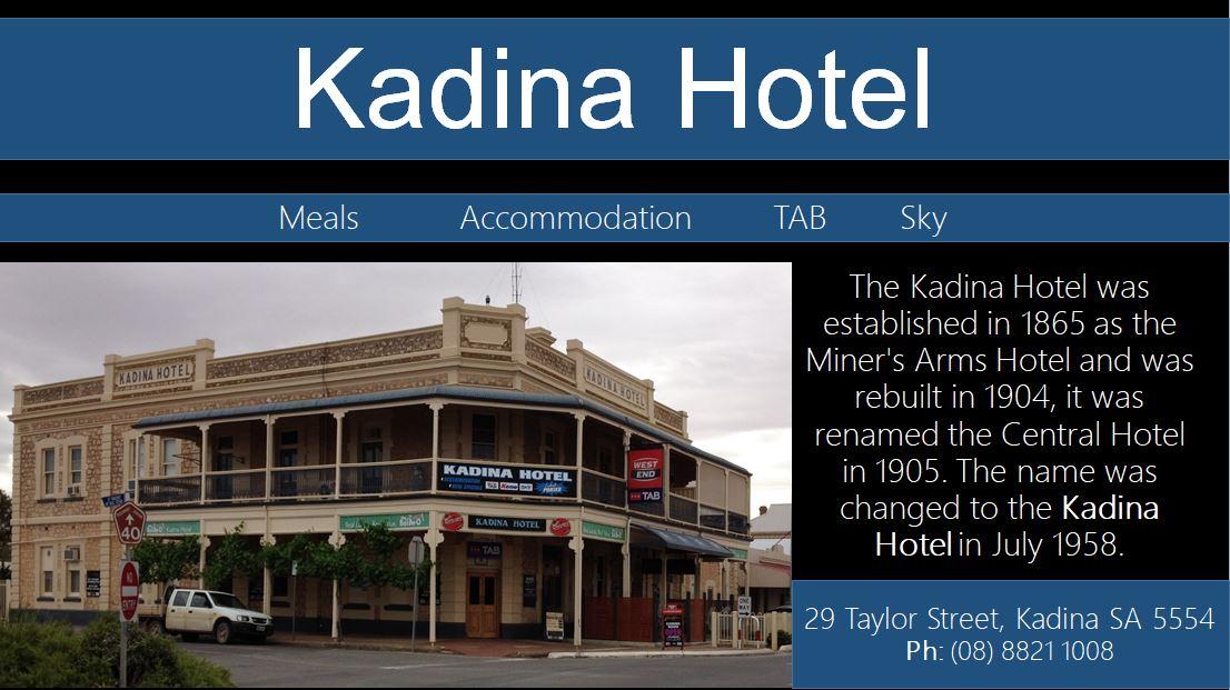 Kadina Hotel
