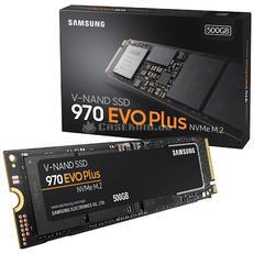 Samsung 970 EVO Plus NVMe PCIe 3.0 M.2 500GB