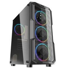 DarkFlash Aquarius RGB Fan Mid-Tower