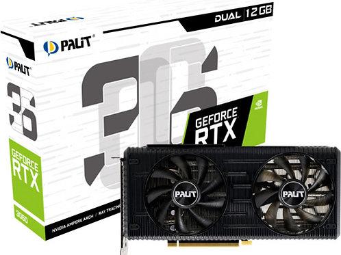 PALIT GeForce RTX 3060 12GB Dual