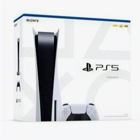 Playstation 5 Blu-Ray Edition