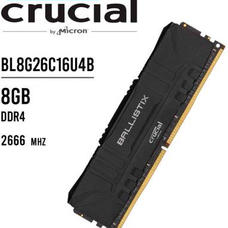 Crucial Ballistix DDR4 8GB 2666MHz