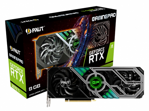 PALIT GeForce RTX 3070Ti 8GB