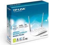 TP-LINK ADSL ÇİFT ANTENLİ MODEM