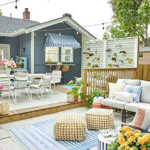 How to Beautify Your Backyard Without Gardening