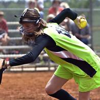 Softball Infielder