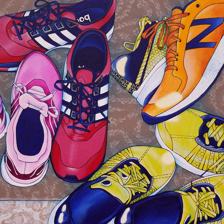 Shoes In My Mile