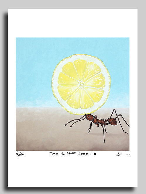 Time to Make Lemonade