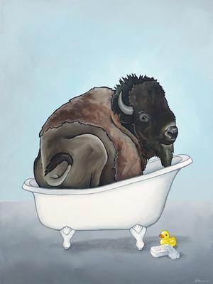 Splish Splash, I'm Taking a Bath