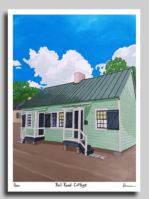 Rail Road Cottage