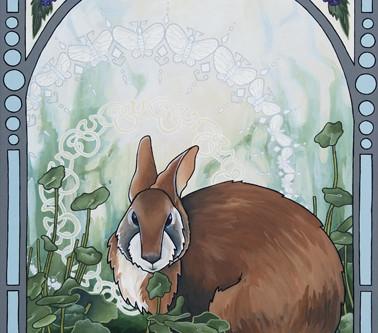 The Swamp Rabbit