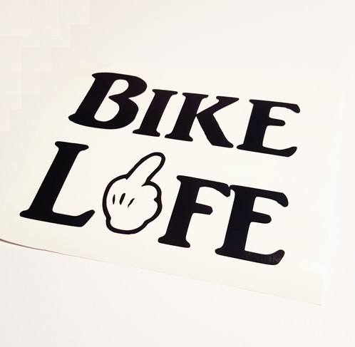 bike life sticker | boss bikers