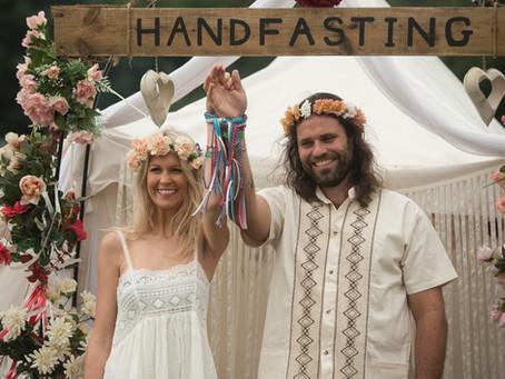 Let's Talk...Celtic Handfasting Ceremony!