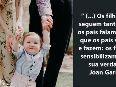 Pais e Filhos por Joan Garriga