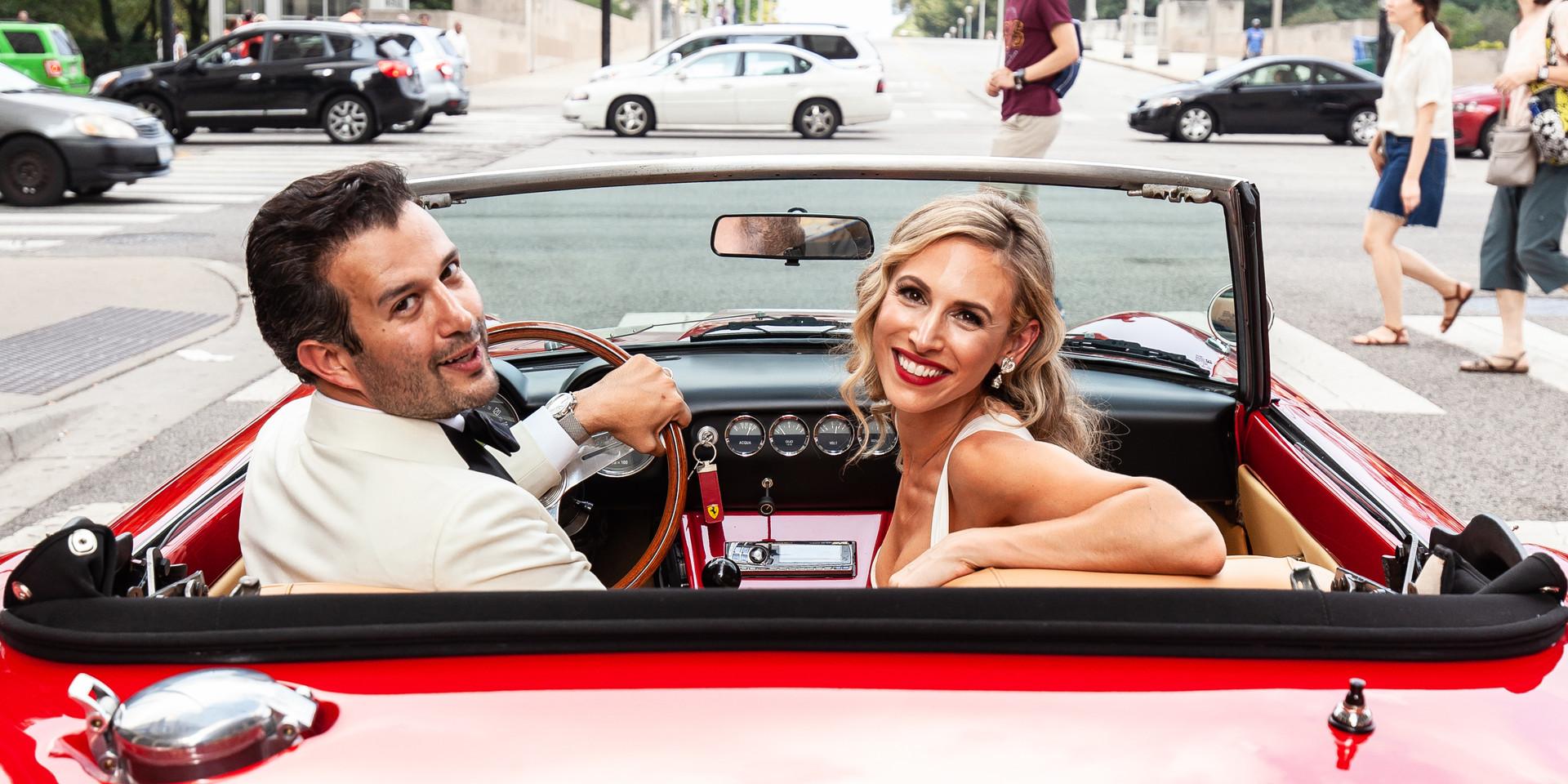 Stephanie & Eric