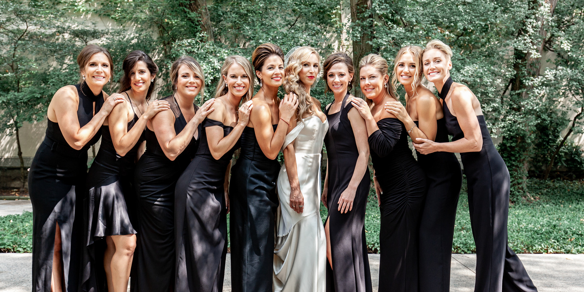 Stephanie Bridal Party