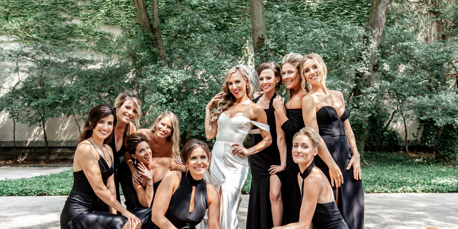 Stephanie Bridesmaids