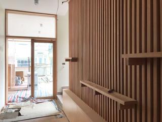工事進行中のYuTang project がラストスパートです。