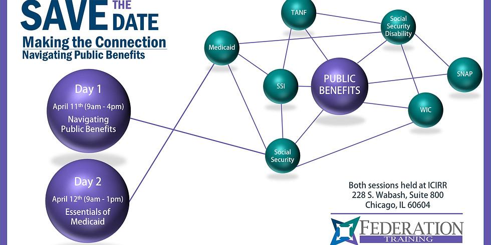 Navigating Public Benefits (Apr. 11 & 12)
