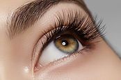 dramatic look eyelash extensions