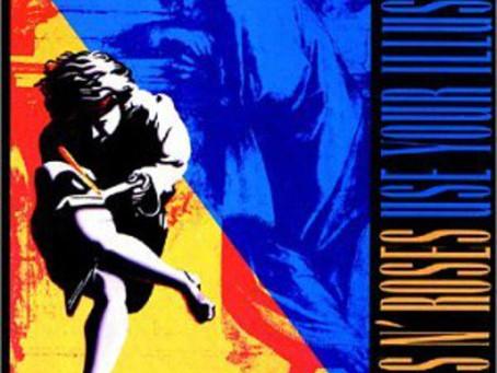 Guns 'n Roses' Use Your Illusion at 30