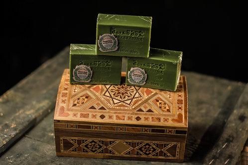 Aleppo-Kiste (6 Stücke) Seife