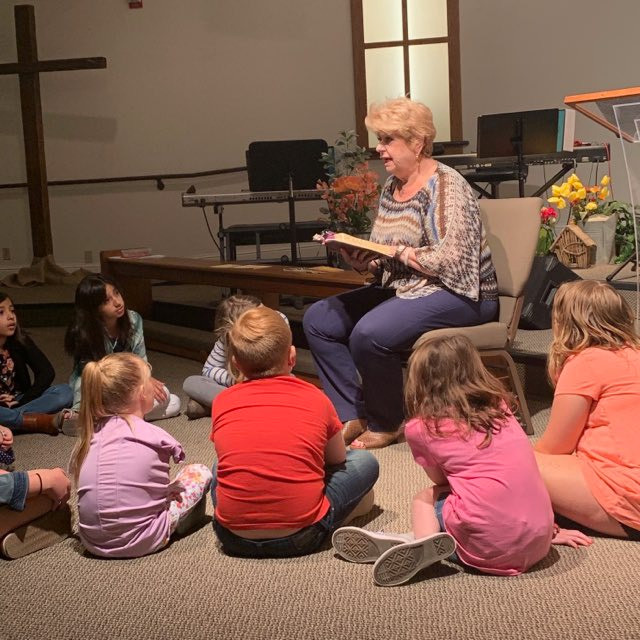 Kathy Orrin Children Chat