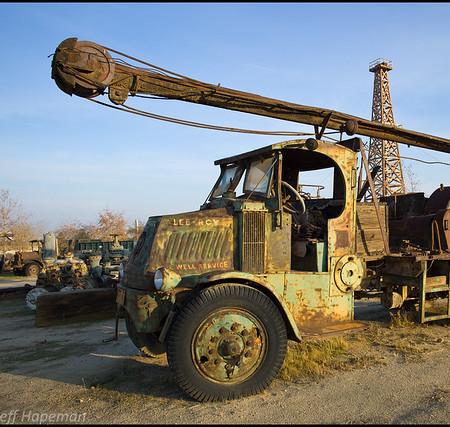West Kern Oil Musuem