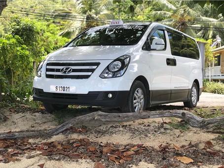 Seychelles Taxi Service