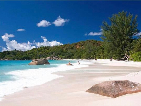 Anse Lazio Seychelles