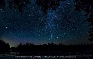 Big Bear Milky Way Aurora Manitoulin Eco Park DarkSky 2020 by Caroline El Khoury.jpg