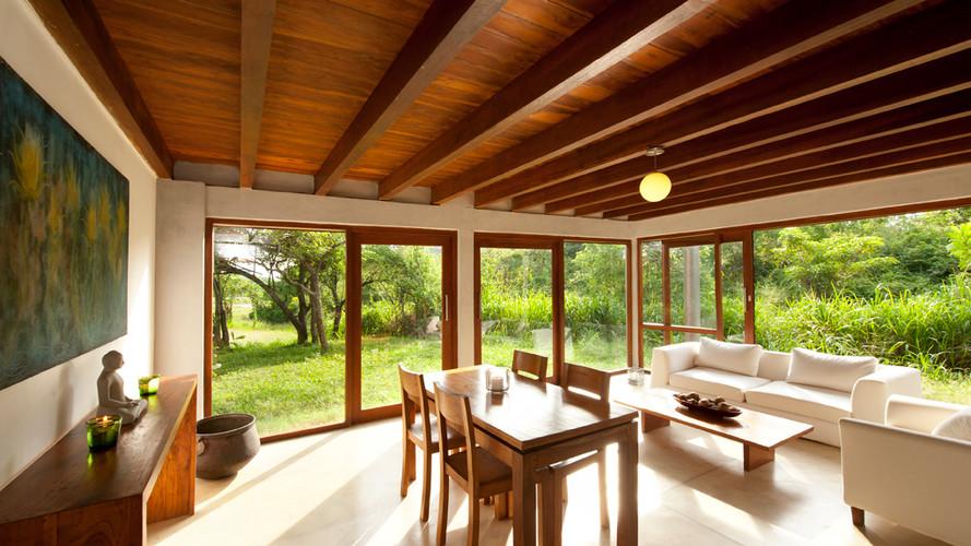 Villa *** living area