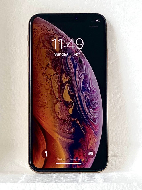 iPhone XS 64 GB - Gold - Unlocked