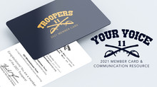 2021 Member Card & Communication Resource