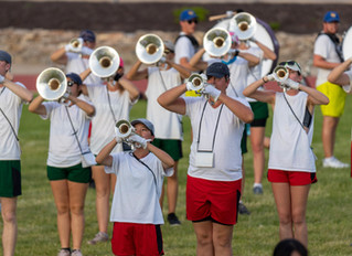 Brass positions in all sections still available at the Troopers